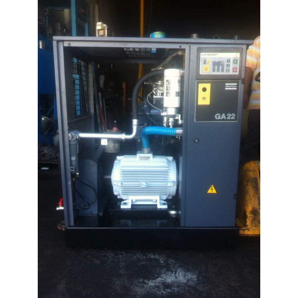 COMPRESOR ATLAS COPCO GA 22 30 HP